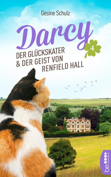 Cover für Darcy - Der Glückskater und der Geist von Renfield Hall