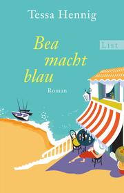 Cover für Bea macht blau
