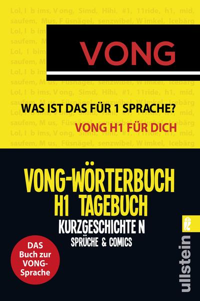 Cover für VONG - Was ist das für 1 Sprache?