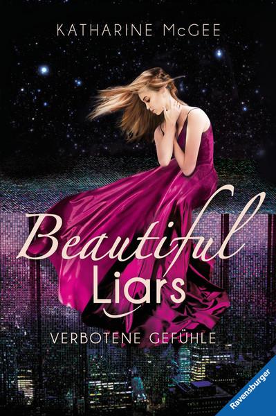 Cover für Beautiful Liars - Verbotene Gefühle