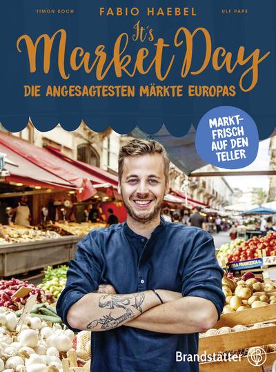 Cover für It's market day