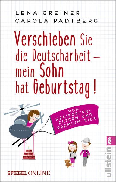 Cover für Verschieben Sie die Deutscharbeit - mein Sohn hat Geburtstag!