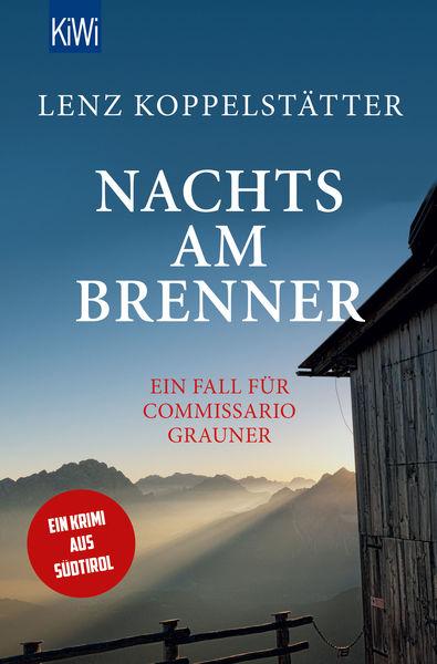 Cover für Nachts am Brenner