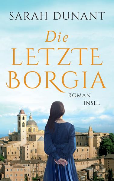 Cover für Die letzte Borgia