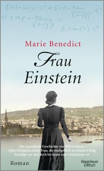 Cover für Frau Einstein