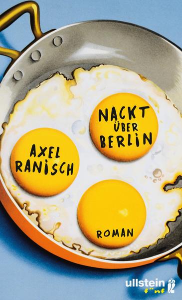 Cover für Nackt über Berlin
