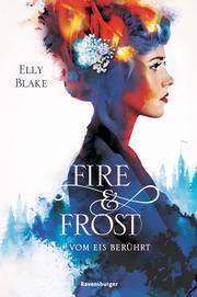 Cover für Fire & Frost: Vom Eis berührt