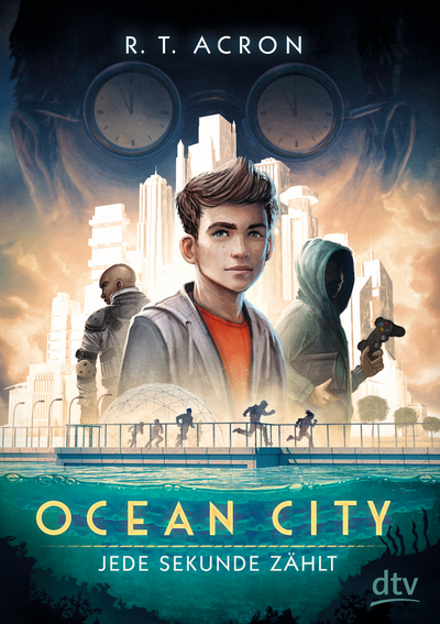 Cover für Ocean City - Jede Sekunde zählt