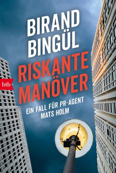 Cover für Riskante Manöver