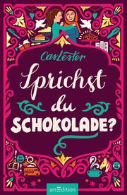 Cover für Sprichst du Schokolade?