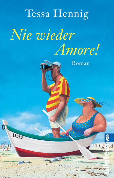 Cover für Nie wieder Amore!