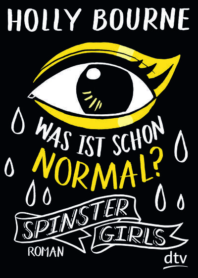 Cover für Spinster Girls – Was ist schon normal?