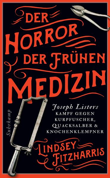 Cover für Der Horror der frühen Medizin