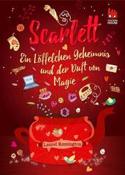 Cover für Scarlett - Ein Löffelchen Geheimnis und der Duft von Magie