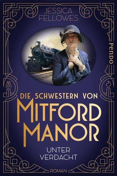 Cover für  Die Schwestern von Mitford Manor – Unter Verdacht