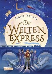 Cover für Der Welten-Express 1