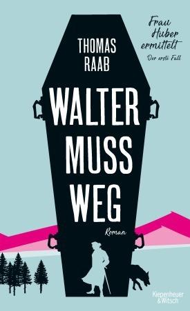 Cover für Walter muss weg