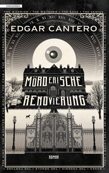 Cover für Mörderische Renovierung