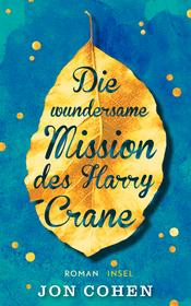 Cover für Die wundersame Mission des Harry Crane