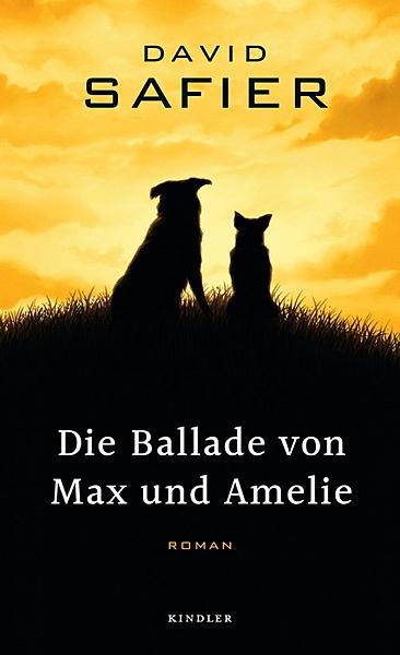 Cover für Die Ballade von Max und Amelie