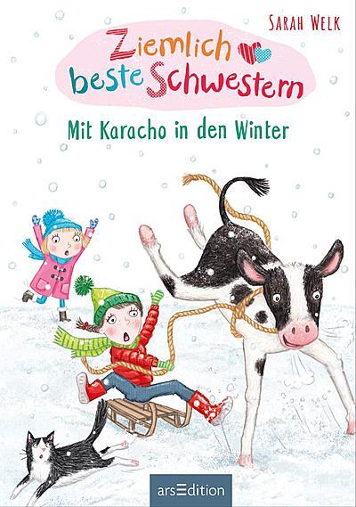 Cover für Ziemlich beste Schwestern - Mit Karacho in den Winter