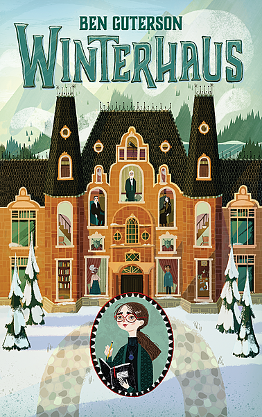 Cover für Winterhaus