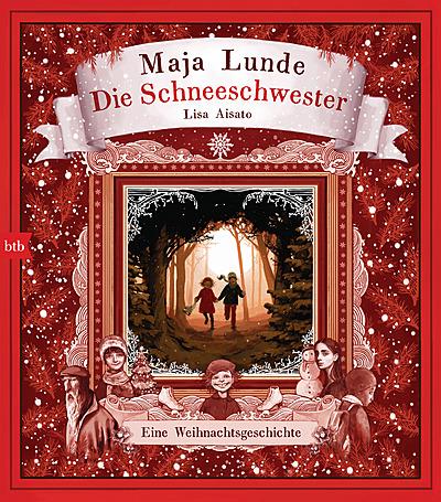 Cover für Die Schneeschwester