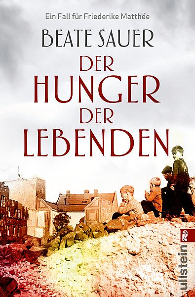 Cover für Der Hunger der Lebenden