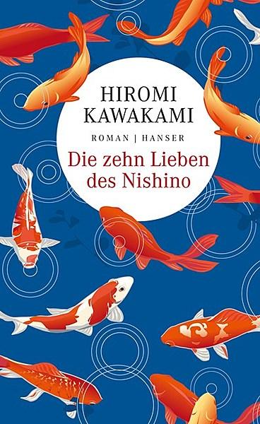 Cover für Die zehn Lieben des Nishino