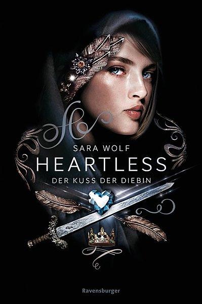 Cover für Heartless, Band 1: Der Kuss der Diebin