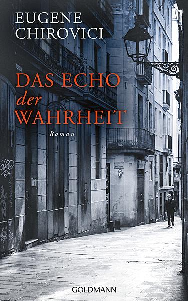 Cover für Das Echo der Wahrheit