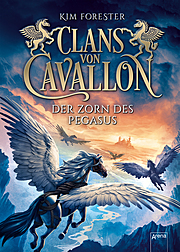 Cover für Clans von Cavallon, Band 1