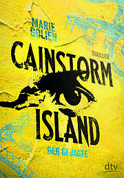 Cover für Cainstorm Island - Der Gejagte