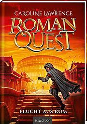 Cover für Roman Quest - Flucht aus Rom