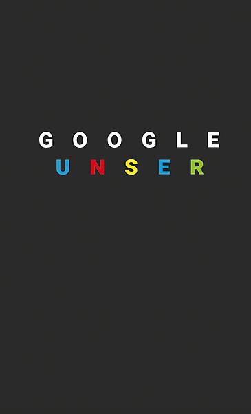Cover für Google Unser