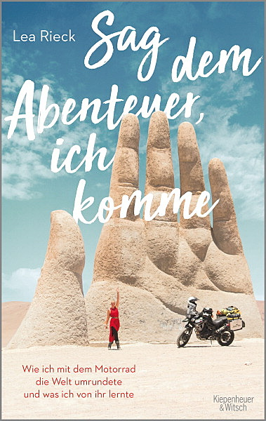 Cover für Sag dem Abenteuer, ich komme