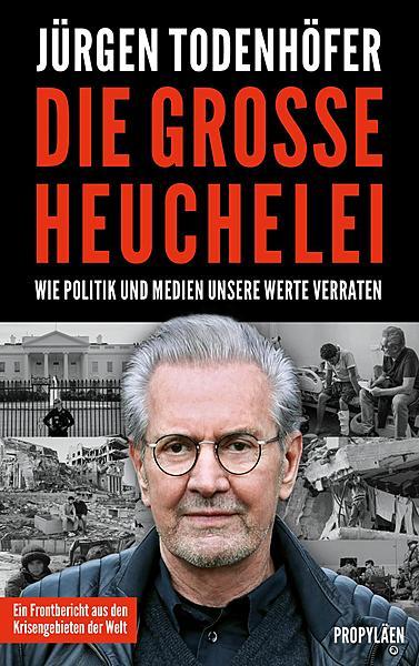 Cover für Die große Heuchelei