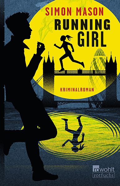 Cover für Running Girl