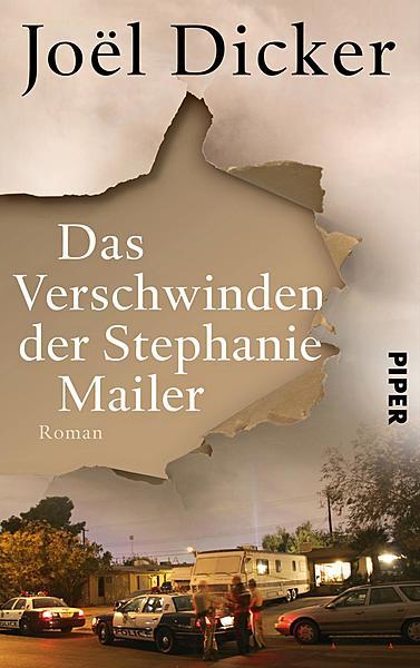 Cover für  Das Verschwinden der Stephanie Mailer