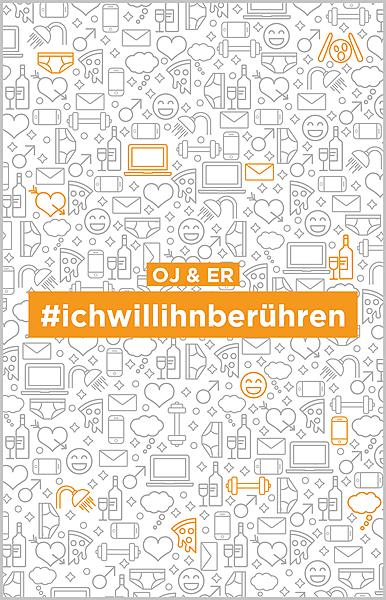 Cover für #ichwillihnberühren