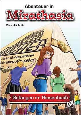 Cover für Gefangen im Riesenbuch
