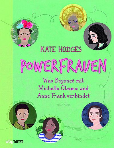 Cover für Powerfrauen