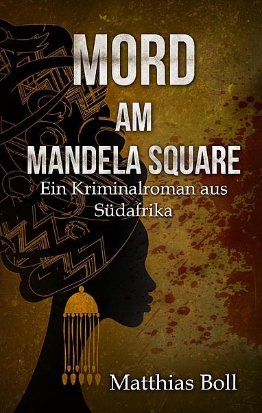 Cover für Mord am Mandela Square