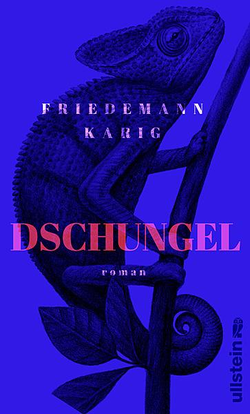 Cover für Dschungel
