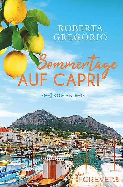 Cover für Sommertage auf Capri