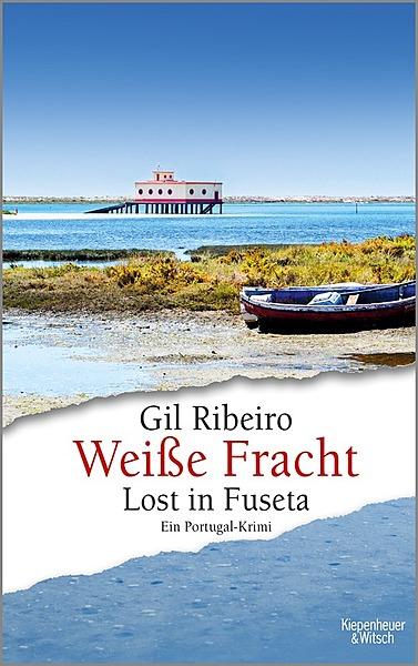 Cover für Lost in Fuseta - Weiße Fracht