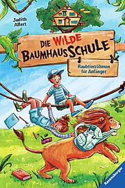 Cover für Die wilde Baumhausschule, Band 1