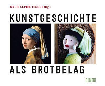 Cover für Kunstgeschichte als Brotbelag