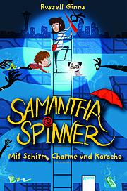 Samantha Spinner, Band 1: Mit Schirm, Charme und Karacho