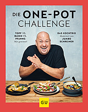 Cover für Die One-Pot-Challenge